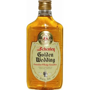 Schenley Golden Wedding 375ml