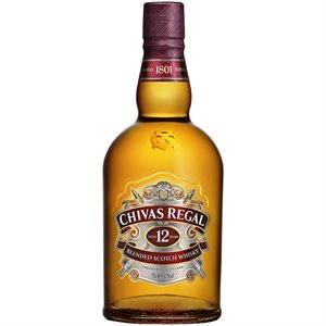 Chivas Regal 12 YO 750ml