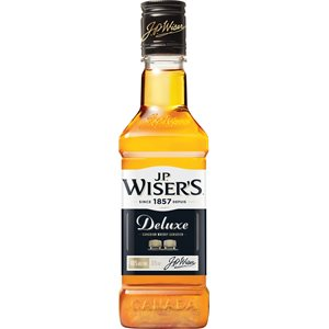 JP Wisers Deluxe Canadian Whisky 375ml