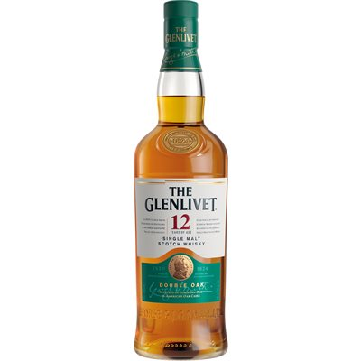Glenlivet 12 YO 750ml
