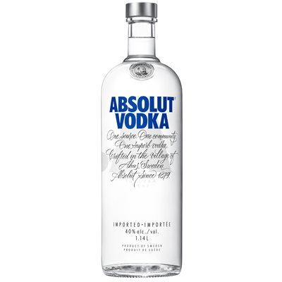 Absolut 1140ml