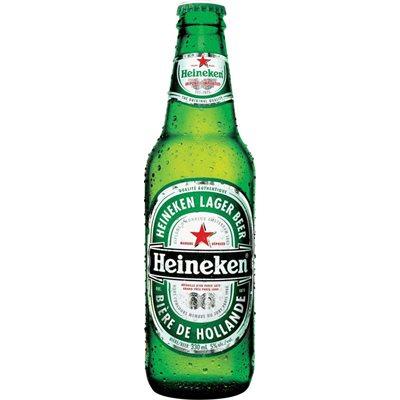 Heineken Lager 330ml B