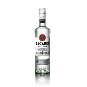 Bacardi Carta Blanca 750ml