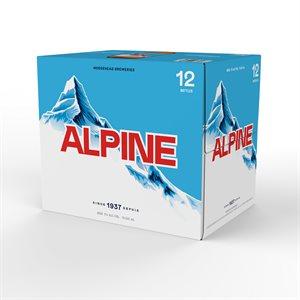 Alpine Lager 12 B