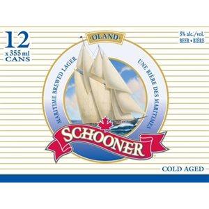 Oland Schooner Lager 12 B