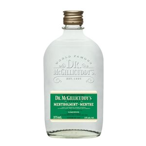 Dr McGillicuddys Mint 375ml