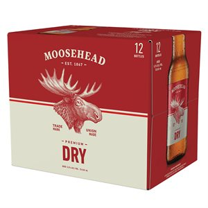 Moosehead Premium Dry 12 B