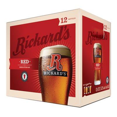 Rickards Red 12 B