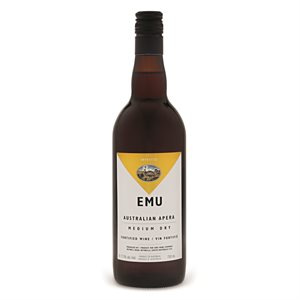Emu Amontillado 750ml