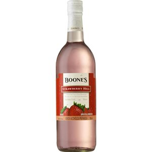 Boones Strawberry Hill 750ml