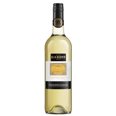 Hardys Stamp Series Chardonnay Semillon 750ml