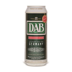 Dab Lager 500ml
