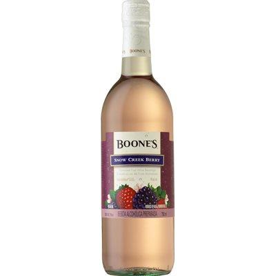 Boones Snow Creek Berry 750ml