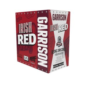 Garrison Irish Red Ale 6 B