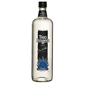 Two Fingers Silver 375ml