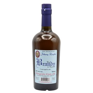 Winegarden Johnny Ziegler Brandy 750ml
