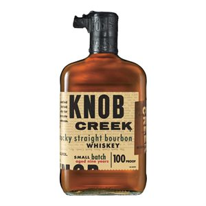 Knob Creek Old Bourbon 9 YO 750ml
