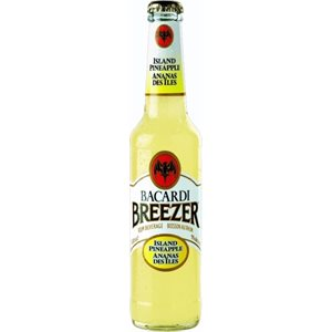 Bacardi Breezer Island Pineapple 330ml