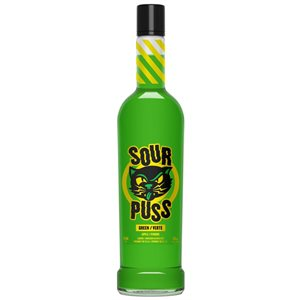 Sour Puss Apple 750ml