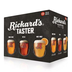 Rickards Tasters 12 B