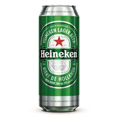 Heineken Lager 500ml