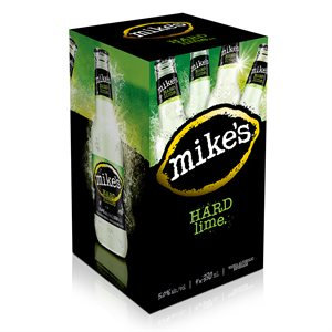 Mikes Hard Lime 4 B