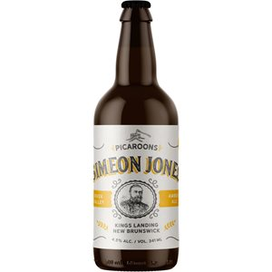 Picaroons Simeon Jones River Valley Amber Ale 500ml