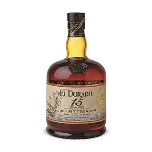 El Dorado 15 YO 750ml