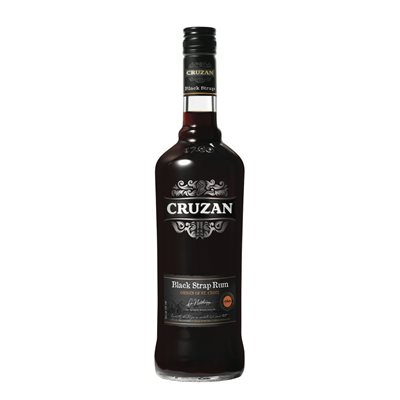 Cruzan Black Strap 750ml