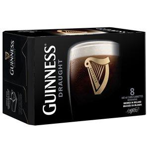 Guinness Draught 8 C