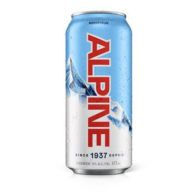 Alpine Lager 473ml