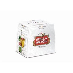 Stella Artois Lager 12 B