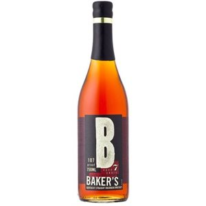 Bakers Bourbon 7 YO 750ml
