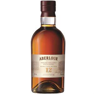 Aberlour Double Cask Single Malt 12 YO 750ml