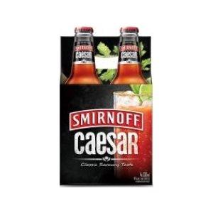 Smirnoff Classic Caesar 4 B