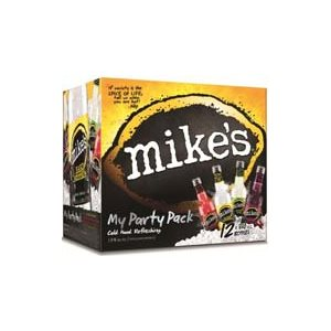 Mikes Hard Variety Pack 12 B