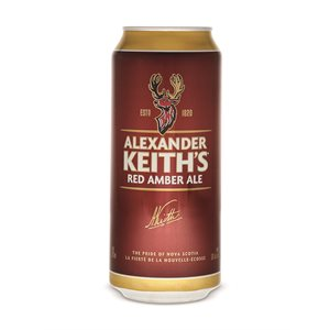 Keiths Red Amber Ale 473ml