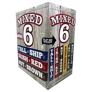 Garrison Mixed 6 B