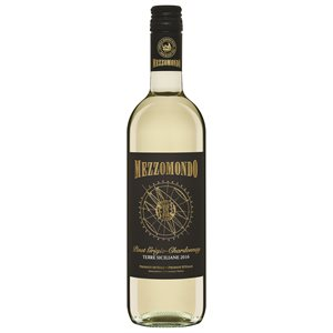 Mezzomondo Pinot Grigio Chardonnay 750ml