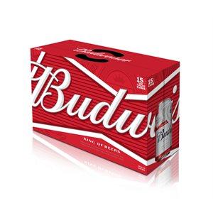 Budweiser 15 C