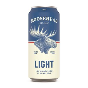 Moosehead Light 473ml