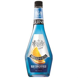 McGuinness Blue Curacao 750ml