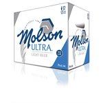 Molson Ultra 12 B