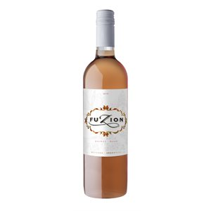 Fuzion Shiraz Rose 750ml