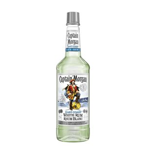 Captain Morgan East Coast White PET 750ml