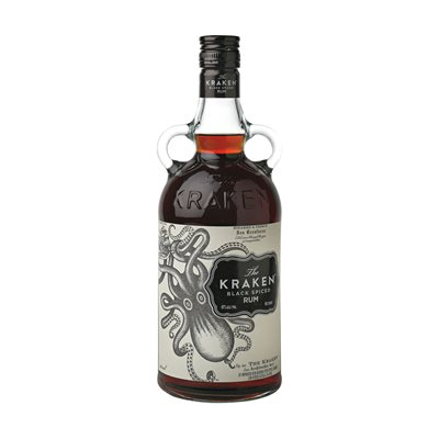 Kraken Black Spiced Rum 750ml