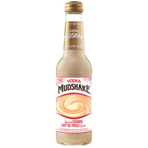 Vodka Mudshake Spiced Eggnog 270ml