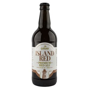 Gahan Island Red Ale 500ml