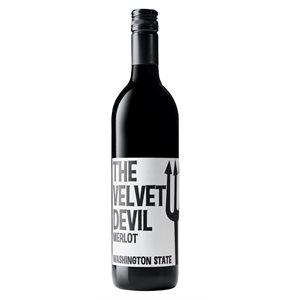 Velvet Devil Merlot 750ml
