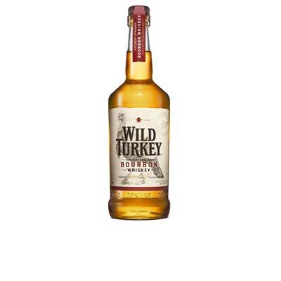 Wild Turkey 81 Proof Kentucky Straight Bourbon 750ml